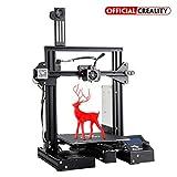 [Boutique Officielle Creality 3D] Imprimante 3D Ender 3 Pro avec Autocollant pour lit Chauffant magnétique et Bloc d'alimentation certifié UL