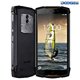 Telephone Portable Debloqué, DOOGEE S55 Lite IP68 Smartphone Imperméable Antichoc - 4G Android 8.1 Smartphones - 5,5' HD+ - MTK6739 Octa-Core - 2 Go RAM 16 Go ROM - 5500mAh - 13.0 MP+8.0MP - Orange