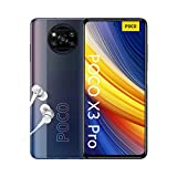 """POCO X3 Pro - Smartphone 8+256GB, 6,67"""" 120Hz FHD+ DotDisplay, Snapdragon 860, 48MP Quad Caméra, 5160mAh, Noir Fantôme (Version française + 2 ans de garantie) Exclusivité Amazon Nomai"""