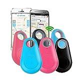 Faviye 6 Pcs Tracker GPS Bluetooth