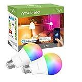 Ampoule LED Wifi intelligente RGB + blanc chaud 2700K