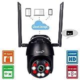 Zjuxin Caméra IP sans fil