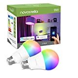 Ampoule LED Wifi intelligente RGB + blanc chaud 2700K