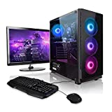 Megaport Tour PC Gamer 4-Core AMD A8-9600 4X 3,10 GHz - 8 Go DDR4 - 1 to