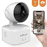 Caméra de surveillance WiFi avec alerte de détection de mouvement