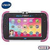 VTech – Tablette Storio Max XL 2.0 rose – Tablette enfant 7 pouces, 100% éducative