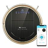 Proscenic 790T Aspirateur Robot WiFi : Aspirateur et Laveur de Sol 2 en 1